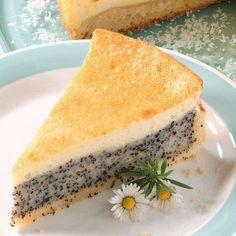 Rezept für Mohn-Schmand-Torte