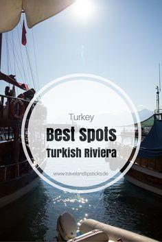 Tipps, Sehenswürdigkeiten und Empfehlungen für einen Urlaub im Süden der Türkei.