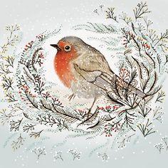 TW75 - Nesting Robin