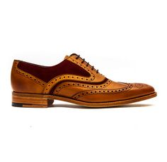 Barker Brogues Lifestyle Image