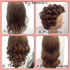 Curls by bonnie
