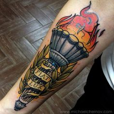 torch tattoo - Поиск в Google
