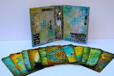 Welcome to the new challenge celebrating Tim Holtz's book, the Compendium of Curiosities, Volume 3. The new challenge calls us to use Tim's Worn Cover(found on page 35– if you still need a copy,...