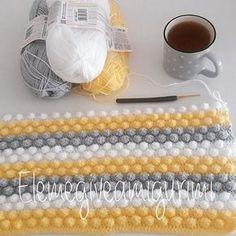 Kabartmalı Motifli Figürlü 43 Örgü Bebek Battaniyesi Modelleri You are in the right place about Crochet scarf Here we offer you the most beautiful pictures. Diy Crafts Crochet, Crochet Projects, Afghan Crochet Patterns, Baby Knitting Patterns, Puff Stitch Crochet, Crochet Abbreviations, Manta Crochet, Baby Blanket Crochet, Knitted Baby