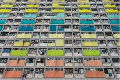 "Hong Kong, ""Stacked"" - Photo by Peter Stewart"