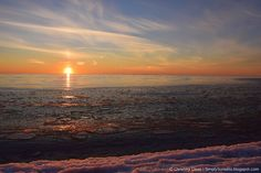 Outer Banks Sunsets: 1/8/15