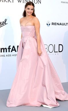Barbara Palvin from 2017 Cannes Film Festival: amfAR Gala