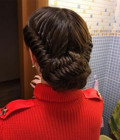 Hairstyles Ideas for Long Hair 2018 #Hairstyle #HairstyleIdeas #Hairstyles2018 #HairstylesIdeas2018