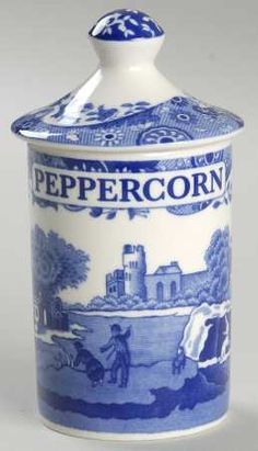 Spode Blue Italian (Camilla,Newer) at Replacements, Ltd