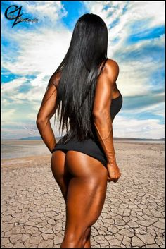 gal yates, this is why women need to squat!