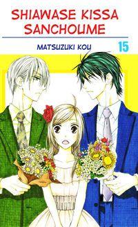 Shiawase Kissa Sanchoume Manga - Read Shiawase Kissa Sanchoume Online at MangaHere.co