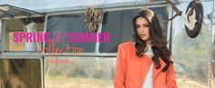Summer of Love Collection with Lucía Rivera // Highly Preppy