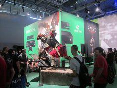 Ryse at Gamescom 2013