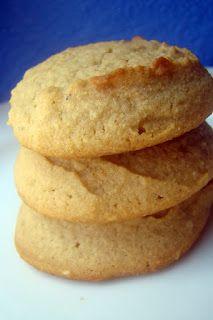 Peanut Butter Chocolate Chip Cookies (grain-free, gluten-free, primal, GAPS-option)