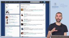 ARSE 2.7: Funcionamiento I: Opciones de Twitter con los usuarios.