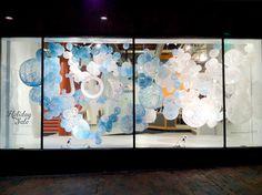 Holiday Window 2011 - Morgan McAllister DiPietro
