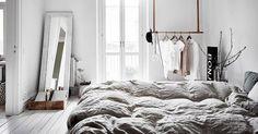 Los dormitorios: el reto de deshacernos de las cosas que no usamos