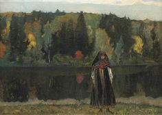View The abandoned by Mikhail Vasilievich Nesterov on artnet. Browse upcoming and past auction lots by Mikhail Vasilievich Nesterov. Saint Barbara, Poetry Art, Autumn Art, Russian Art, Large Art, Illustrators, Abandoned, Folk Art, Illustration Art