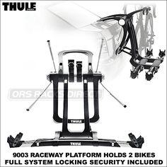 Thule 9003 Raceway Platform Trunk Bike Rack  $277.95