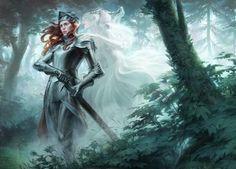 Knight by Anna Steinbauer