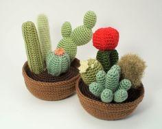 Enquanto andava a procurar ideias para fazer uma lembrancinha de fim de ano para as educadoras dos meus filhos, encontrei estes cactos...