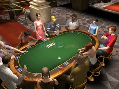 Texas Hold Em Poker 3d Deluxe Edition Hf