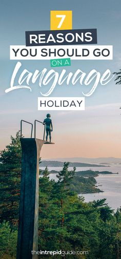 7 Reasons to Do a Language Study Holiday Abroad Travel Tips Travel Hacks packing tour Best Language Learning Apps, Learning Languages Tips, Learning Resources, Travel Essentials, Travel Tips, Travel Ideas, Travel Hacks, Travel Packing, Budget Travel