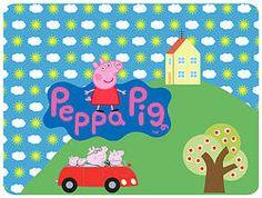 Jogo americano peppa pig