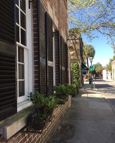 This reminds me of my hometown Hanoi with French-style architect so charming and graceful. I had such a lovely and peaceful walk in the French quarter this morning feeling happy and blessed #charleston #frenchquarter #charm #downtown #charmingcharleston #nofilter by hongtdinh