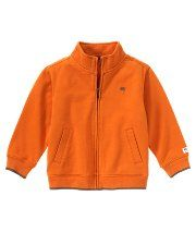 Janie and Jack Boys Clothes, Zip Front Jacket $16.99