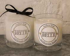 Southernness Aromatherapy Candles - so good.