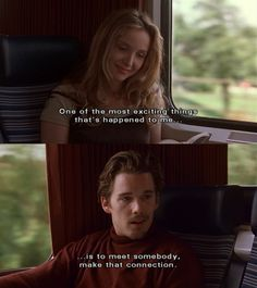 """Before Sunrise"" (1995)"