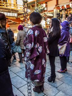 Asakusa Mamemaki 1/12 Instead of Sensoji, this year we decided to try something more intimate for the mamemaki (bean-throwing event) marking the setsubun, i.e. beginning of spring according to the old calendar. So we went up Kokusai Dori to Otori Jinja shrine -yes, the same shrine the kumade-selling fair is held. And a small crowd had already gathered #Asakusa, #mamemaki, #Otori, #Jinja, #setsubun February 3, 2015 © Grigoris A. Miliaresis