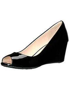 Cole Haan Womens Sadie Patent. >>> Want additional info? Click on the image. We are a participant in the Amazon Services LLC Associates Program, an affiliate advertising program designed to provide a means for us to earn fees by linking to Amazon.com and affiliated sites. Women's Pumps, Pump Shoes, Shoe Boots, Bow Shoes, Heels, Dress Shoes, Black Pumps, Black Shoes, Cole Haan