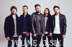 NOT VERY OBSESSED: YOU ME AT SIX