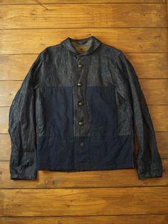 7aaa0d9ce97d  SS16 MEN  Ney Bar jacket mix   NAVAL JACKET MIX. philip clark-coates · NIGEL  CABOURN