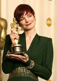 Sandy Powell - oh how much admiration <3