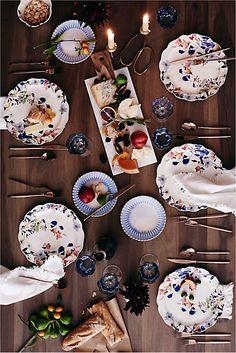 Lirio Canape Plate - anthropologie.com
