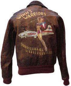 WWII bomber jacket