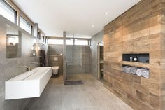 Saunas, Modern Homes, Home Design, Designs, Rest, Bathroom, Old Wood,  Interior Design, Interior