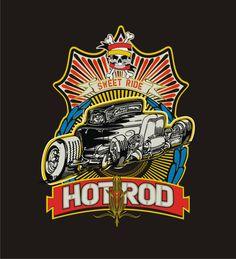 hot rod art by zolland #hotrod