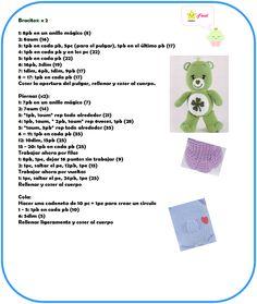 Best 11 Craftergranny_en 1 pdf diana wodlinger has shared a file with you acrobat comPATTERN Althaena and Chrysanna Fairy Crochet by epickawaii – craftIdea – SkillOfKing. Crochet Teddy, Crochet Bear, Crochet Animals, Crochet Patterns Amigurumi, Crochet Dolls, Knitting Patterns, Step By Step Crochet, Amigurumi Tutorial, Crochet For Beginners