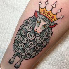 King sheep