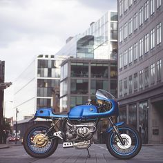 Hear this BMW R80 on the street and you'd swear you were at the track. It's the latest build from London-based Untitled Motorcycles, and inspired by the endurance racers of the 80s.