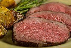 Roasted Garlic Lamb Leg with Rosemary Potatoes | Natural Lamb Recipes |#aussielamb #lambleg www.australian-lamb.com