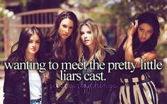 OMIGOSH YESSSS!! My fav liar is Spencer or Hannah , hbu?