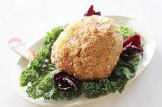 Seitanskinka, en vegansk julskinka av seitan – Vegansk jul – Lucka 24 on http://www.vegankrubb.se