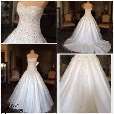 Wedding dress fashion designer