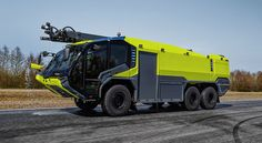 The new Rosenbauer PANTHER