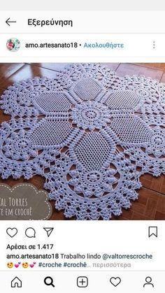 Best 6 Vintage Handmade Crochet Doily Lace Lacy Doilies Wedding Decoration Home Decor Flower Romantic French Style Crocheted Pineapple Round Pink Crochet Doily Patterns, Crochet Motif, Crochet Doilies, Crochet Flowers, Crochet Stitches, Bag Crochet, Easter Crochet, Tunisian Crochet, Crochet Round